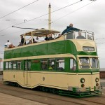 The Blackpool Tramway