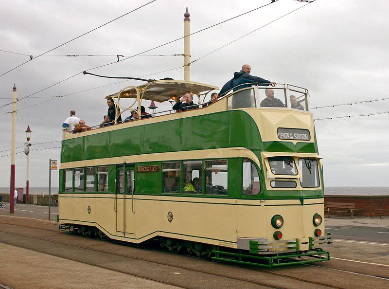 blackpool tramway