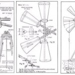 Windmills and Wind Motors – How to Build and Run Them (1910)