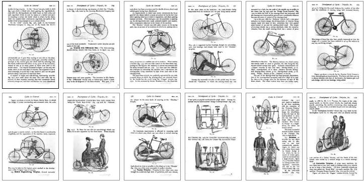 Bicycles tricycles an elementary treatise on their design and construction