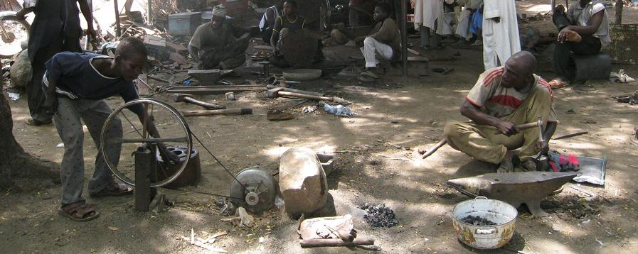 cameroon blacksmiths