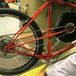 Flywheel Bicycle
