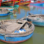 The Wooden Work Boats of Indochina