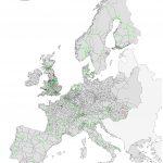 The European Railways Network 1870 – 2000