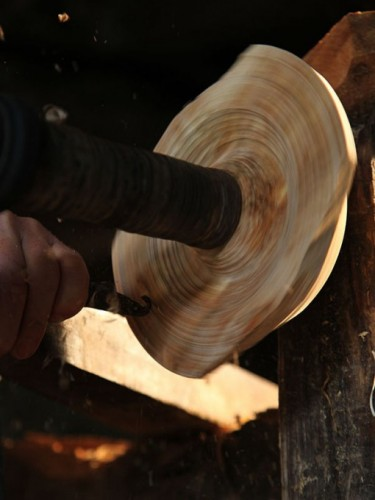 robin wood bowlturner