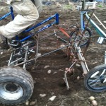 The Culticycle: a Pedal-Powered Tractor