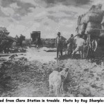 The Limits of Animal Powered Transportation: Table Top Wool Wagons
