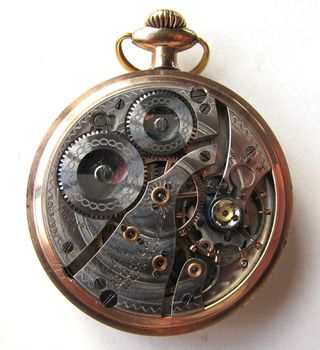 victorian watch tim hunkins