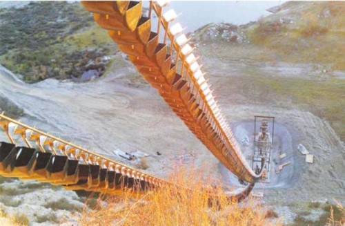 energy storage ropeway