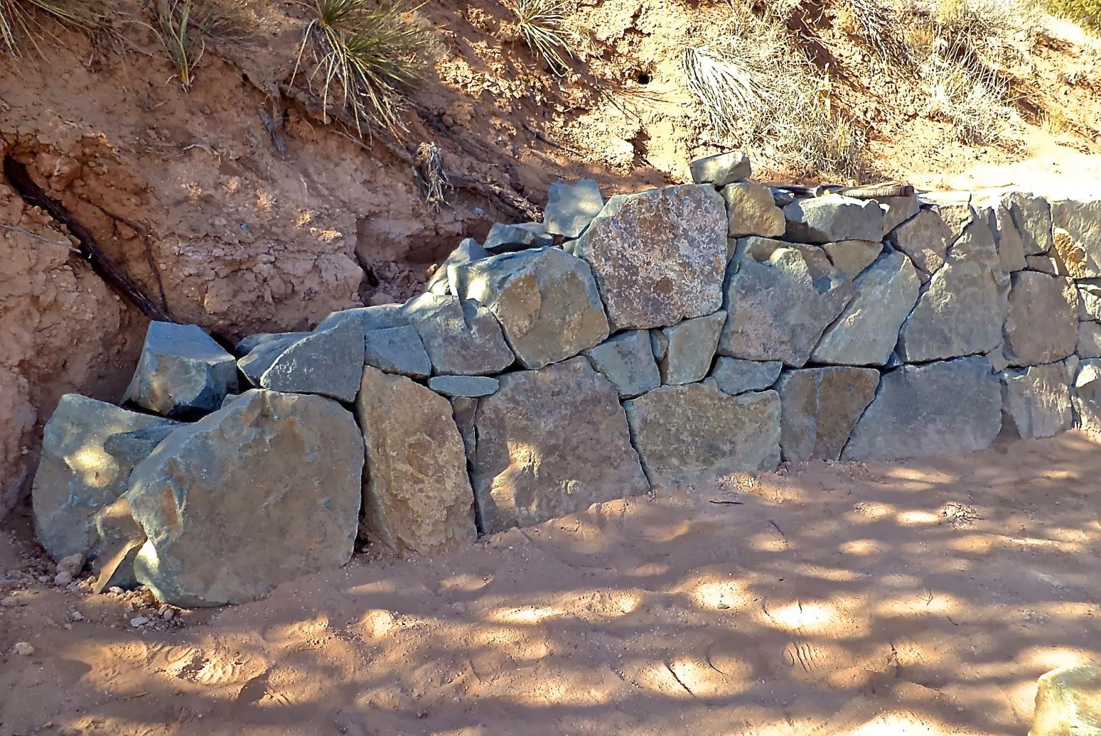Building dry stack stone walls - Muros de piedra natural ...