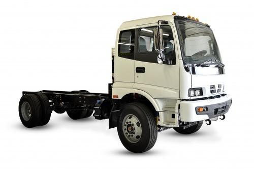 low-tech truck