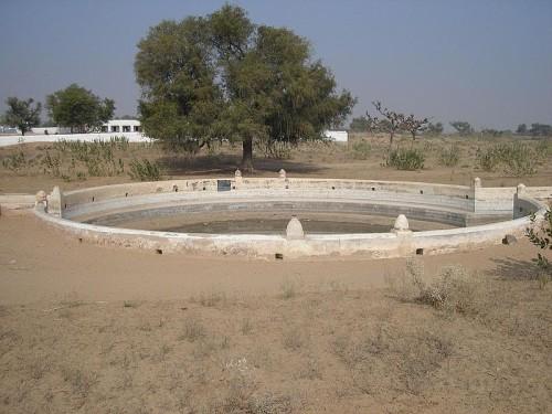 water johad india
