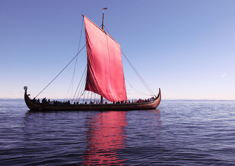 Sail The World S Largest Viking Ship From Europe To America