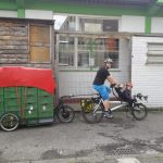carla cargo bike trailer