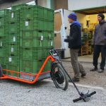 Electrically Powered Bicycle Trailer & Hand Cart (DIY)