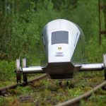 Battery Powered Rail Vehicle Claims New Efficiency Record