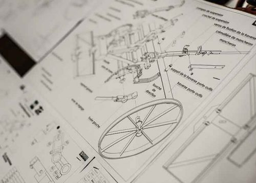 plans for agricultural machinery