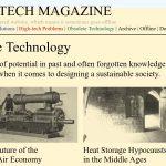 Hardware & Software Info for Solar Powered Website