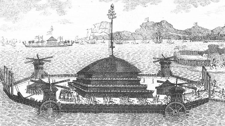 floating citadels