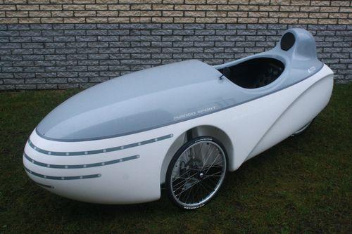 sinner mango sport velomobile