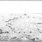 Low-Tech Whale Hunting in Japan, pre-1900s