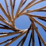 How to Build a Reciprocal Roof Frame (aka Mandala Roof)