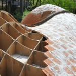 Timbrel Vaulting Using Cardboard Formwork
