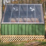 Solar Wood Drying Kiln