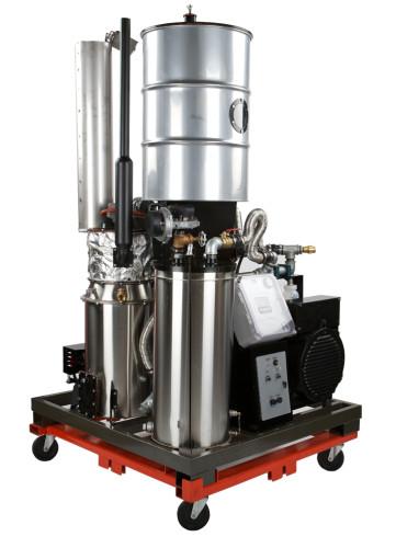 carbon negative energy machine