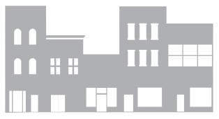 older smaller better buildings