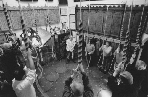 St Mary-le-Tower Bellringers