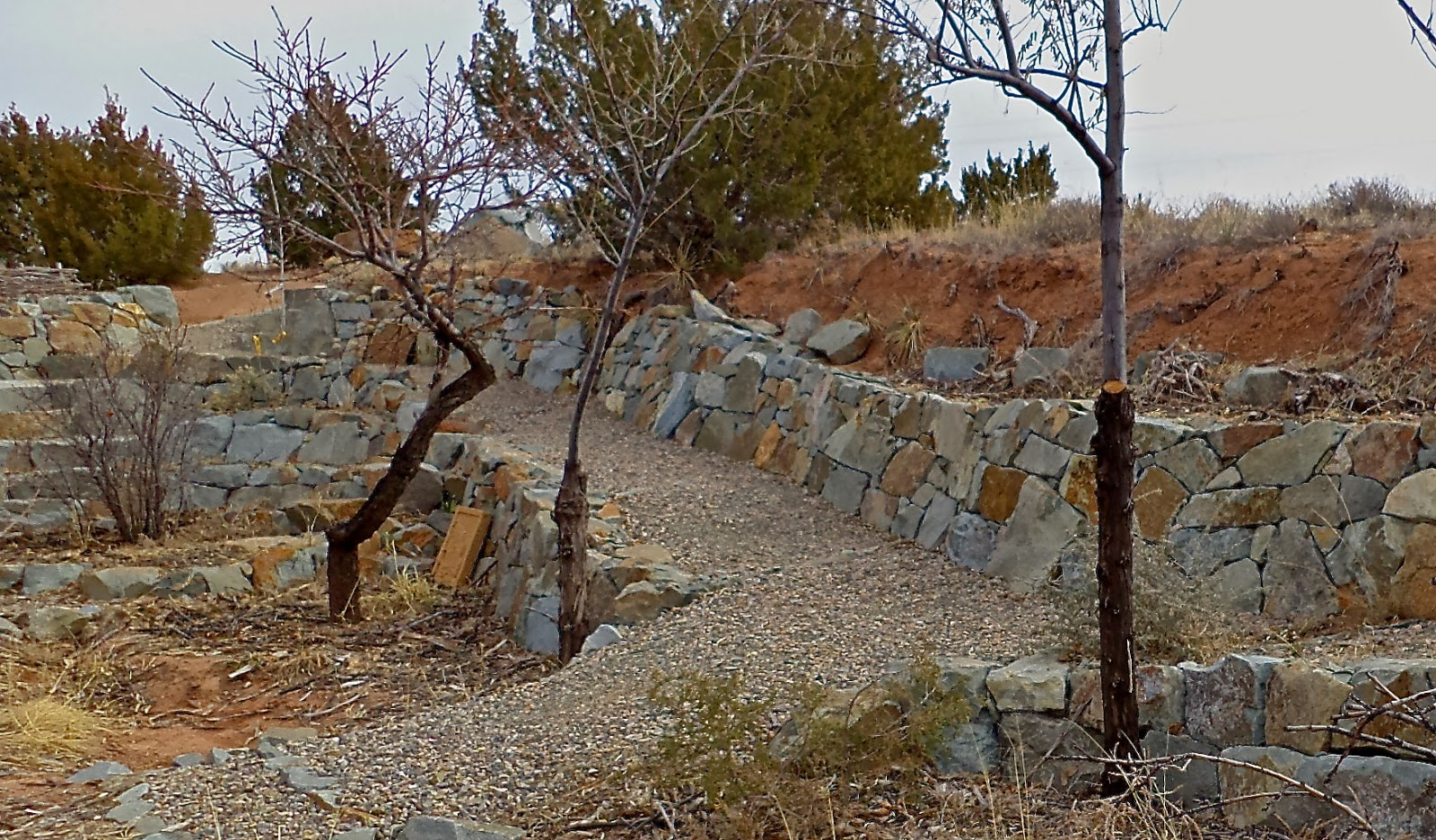 Building Dry Stack Stone Walls