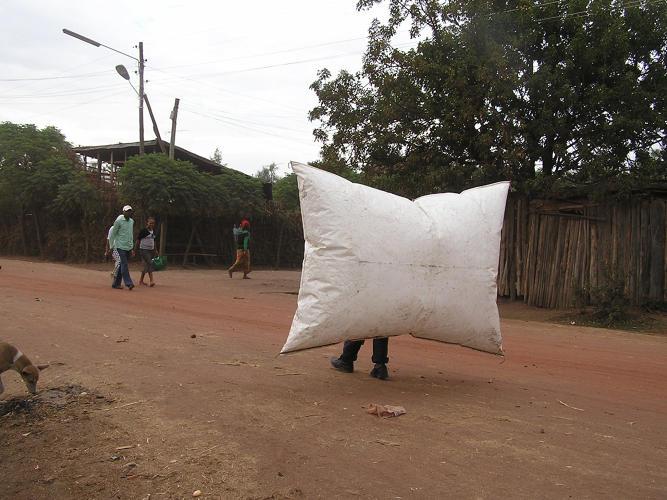 biogas backpacks