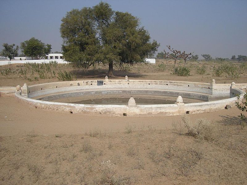 Water Johads: A Low-Tech Alternative to Mega-Dams in India