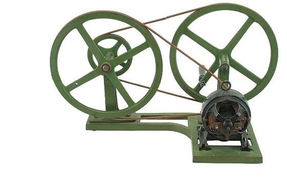 knapp double wheel generator