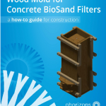 How to Build a Biosand Water Filter Using a Wood Mold