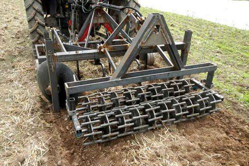crosskage roller