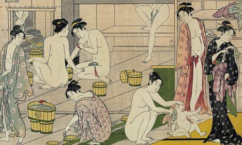 communal bathing