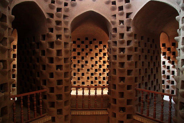 pigeon-tower-iran