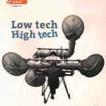 Low tech? Wild tech!